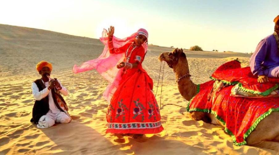 Jaisalmer-Desert-Festival