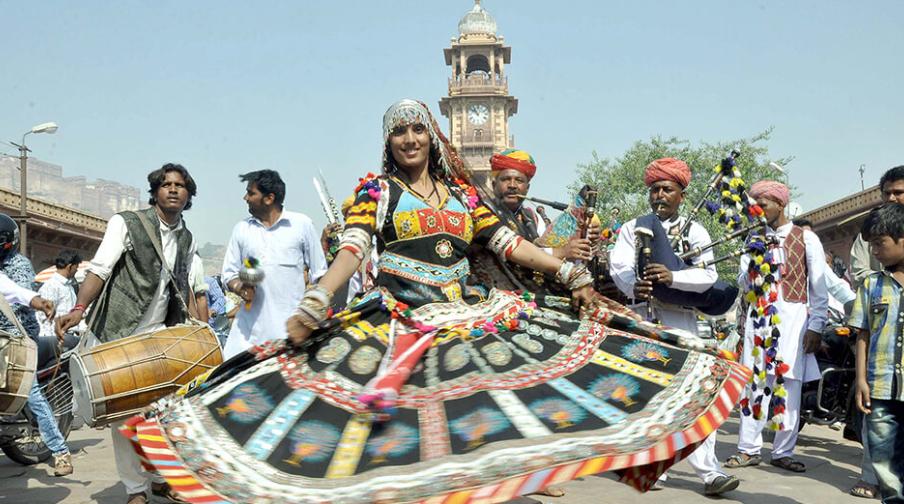 festival-Jodhpur