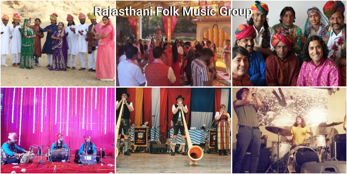 Rajasthani Folk Music Group