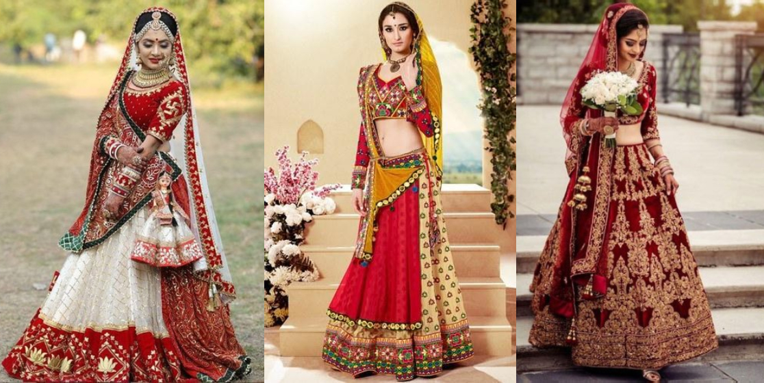 Rajasthani Wedding Dresses